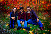 Patel Family Fall 2015